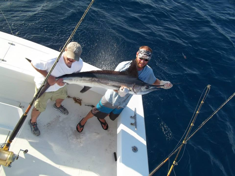 Outer banks nc fishing charters offshore gulfstream fishing for Fishing outer banks nc